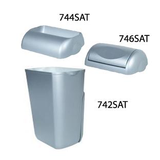 Крышка для урны  A74201SAT.  A74401SAT - Фото №2