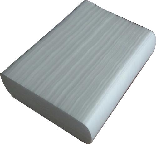 Паперові рушники листові, білі, Z-складання, 2 шари, CleanPoint, Standart. ZL-200. - Фото №2