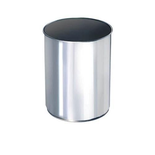 Корзина офисная металлическая, 12 л. M812C - Фото №1