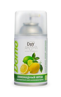Баллончики очистители воздуха Dry Aroma natural «Лимонадный фреш» XD10217 - Фото №1