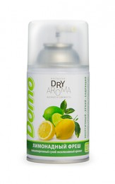 Баллончики очистители воздуха Dry Aroma natural «Лимонадный фреш» XD10217 - Фото