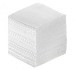 Туалетная бумага целлюлозная, листовая, белая 2 слоя.  V-200 - Фото