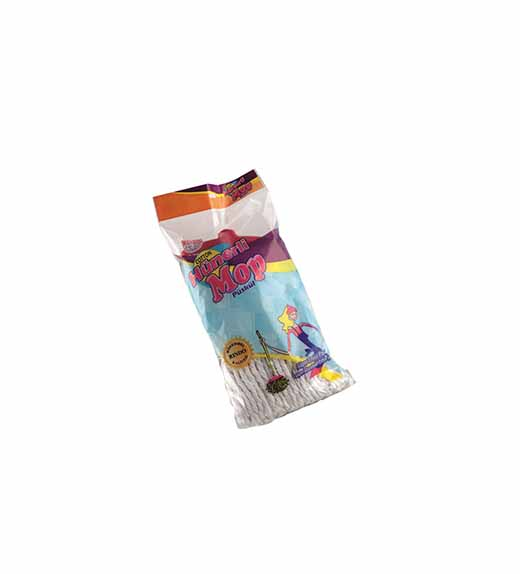 МОП мотузковий для кийка з різьбленням. HCD214 - Фото №2