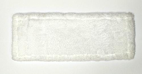 Моп (вкладка) з кишенями, відворотами з мікрофібри, 40 см. MB057-WP. - Фото №3