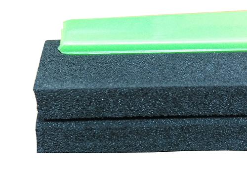 Стяжка (сквідж) для підлоги пластикова 'Харизма',подвійна, 55 см. KCY5585 - Фото №2