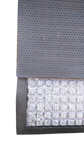 Брудозахисний килимок Ватер-Холд (Water-hold), 60 * 90 сірий. 1022503 - Фото №3