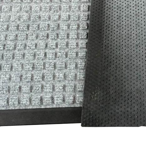 Брудозахисний килимок Ватер-Холд (Water-hold), 180 * 120, сірий. 1022501 - Фото №1