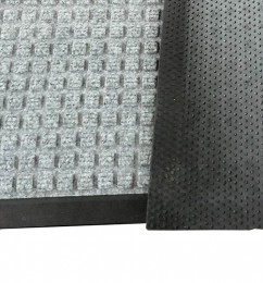Грязезащитный  коврик Ватер-Холд (Water-hold), 180*120, серый. 1022501 - Фото