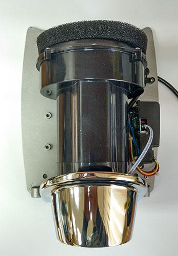 Швидкісна високоефективна сушарка для рук. 918W - Фото №4