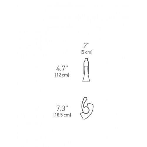 Запасна частина для щітки для унітазу BT1084, BT1095 - Фото №2