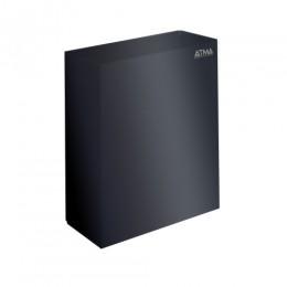 Корзина для паперових рушників метал чорний 25л. M 125Black