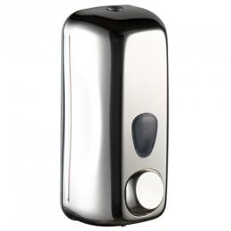 Дозатор рідкого мила, 0.55 л, глянсовий, нерж.сталь. A71400AP