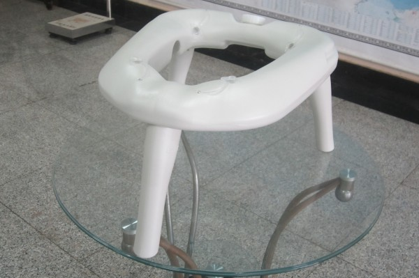 Портативний туалет E-pot на ніжках, універсальний. CHH-512 - Фото №2
