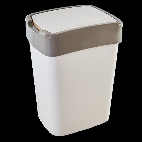 Ведро для мусора 'Евро' 10 л, 122066 - Фото №1