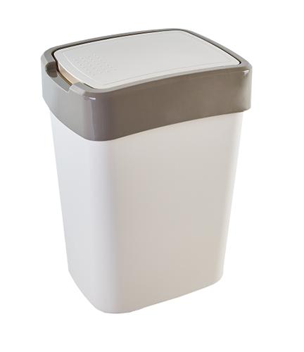 Відро для сміття 'Євро' 25 л, 181229489 - Фото №1