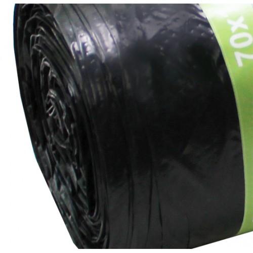 Пакети для сміття ЧИСТОТА ТА БЛИСК 120 л 20 шт.  M50000 - Фото №2