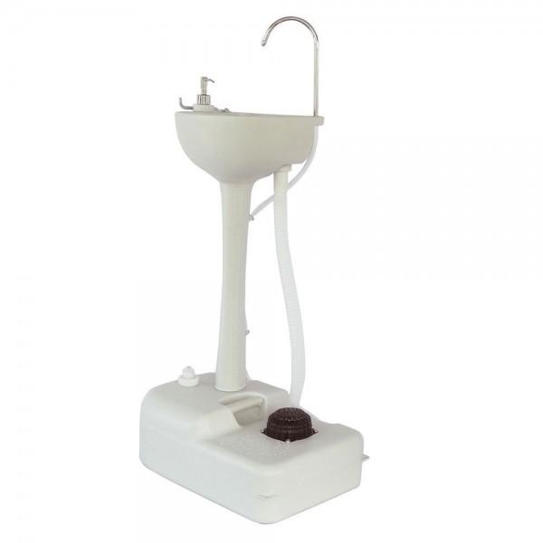 Комплект для кемпінгу: біотуалет і переносний умивальник. 1020T + CHH-7701 - Фото №5