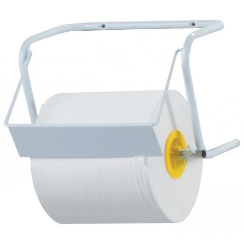 Держатель бумажных рулонных полотенец MAXI INOX WALL MOUNTED. A52201 - Фото №1