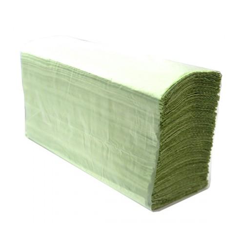 Паперові рушники листові, 1 шарові. Z-складання. P422 - Фото №1