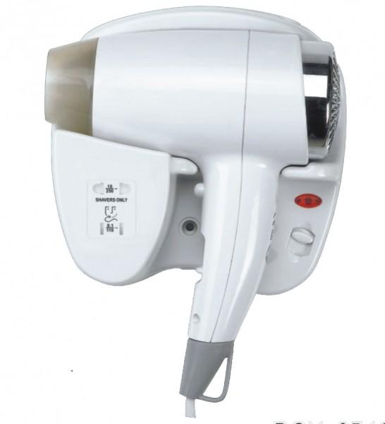 Сушилка для волос (фен) для волос индивидуального пользования. ZG-1001 - Фото №1