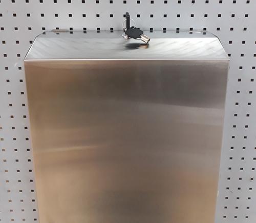 Тримач ZZ паперових рушників ZG-1403S - Фото №2