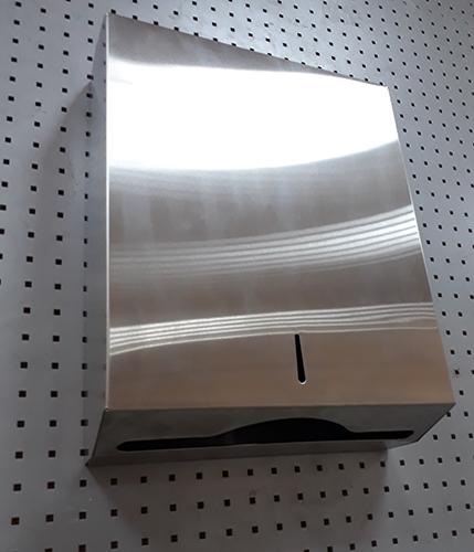 Держатель ZZ бумажных полотенец ZG-1403S - Фото №4