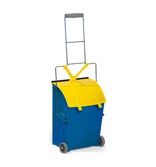 Професійний совок для сміття Cindy 15л. 5170 - Фото №1