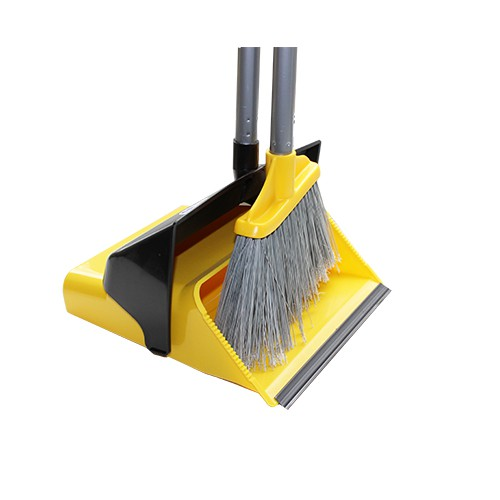 Набор для уборки совок+щетка, желтый, DUSTER SET. 12.00825.0006Y - Фото №1