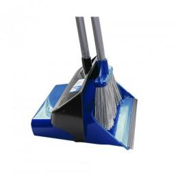 Набір для прибирання совок + щітка  синій, DUSTER SET. 12.00825.0006Blue