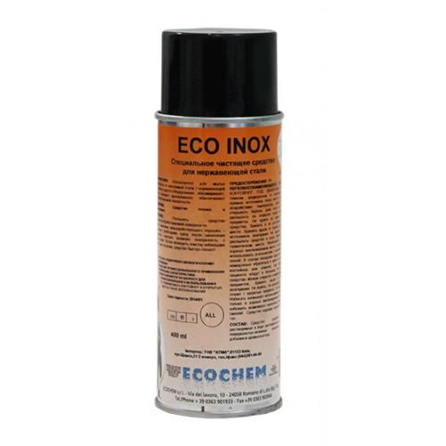Засіб для чищення для нержавіючої сталі 0,4л. ECO INOX - Фото №1