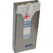 Тримач пакетів гігієнічних глянсовий. C7301(c) - Фото №1