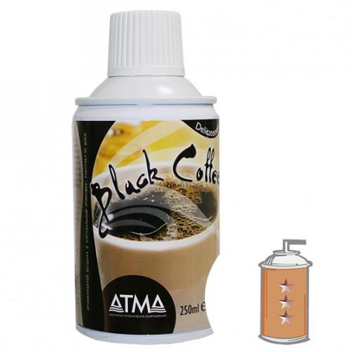 Аерозольний балончик 250мл, Греція. BLACK COFFEE - Фото №1