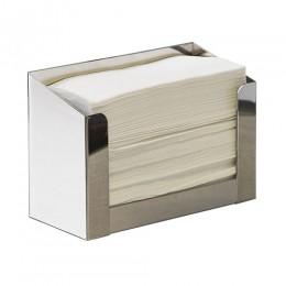 Тримач настінний паперових рушників V, глянсовий E-701C - Фото