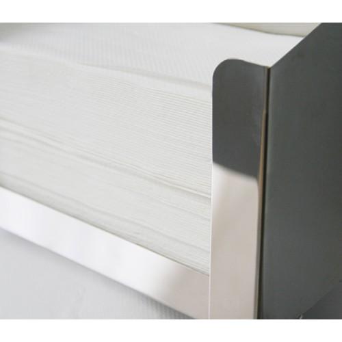 Тримач паперових рушників V, глянсовий E-701C - Фото №2