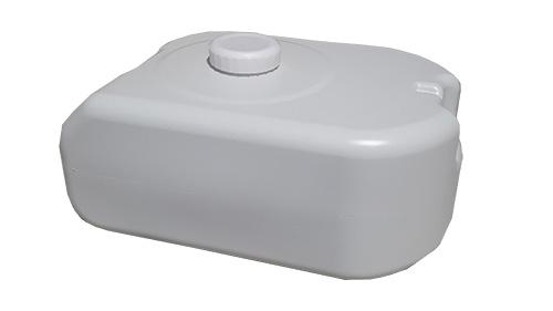 Бак для води пластиковий, 23 л ,. CHH-562 - Фото №3