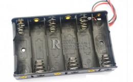 Батарейний блок живлення для біотуалетів з електричним змивом. BP4521TE - Фото