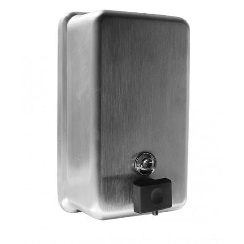 Дозатор жидкого мыла 1,2 л. B-2111 - Фото №2