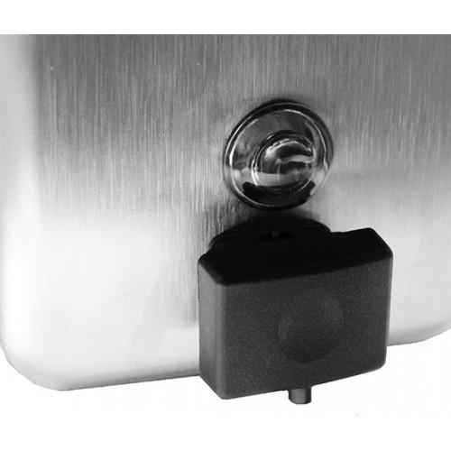Дозатор жидкого мыла 1,2 л. B-2111 - Фото №3