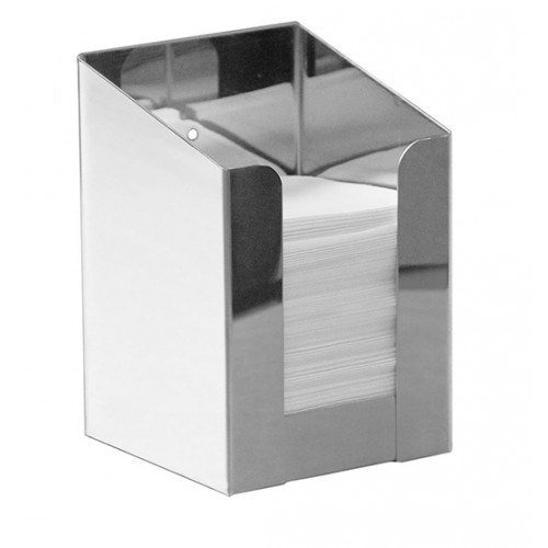 Тримач паперу туалетного в пачках E-LINE. E601C - Фото №1