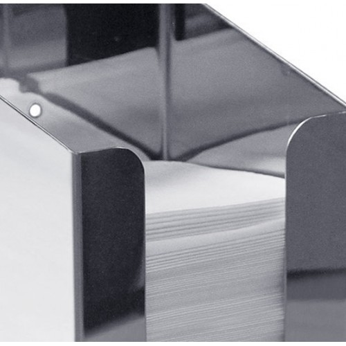 Тримач паперу туалетного в пачках E-LINE. E601C - Фото №2