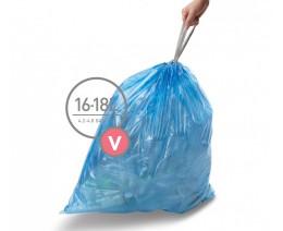 Мішки для сміття щільні із зав`язками 16-18л SIMPLEHUMAN. CW0269
