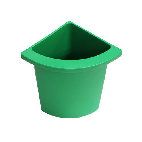 Роздільник урни для сміття зелений ACQUALBA. A54606 - Фото №1