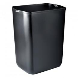 Корзина для бумажных полотенец напольная 43л, черная. PRESTIGE. A74103