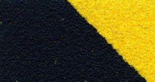 Противоскользящая лента Heskins Черно-Желтая Стандартная. H3401D - Фото №1