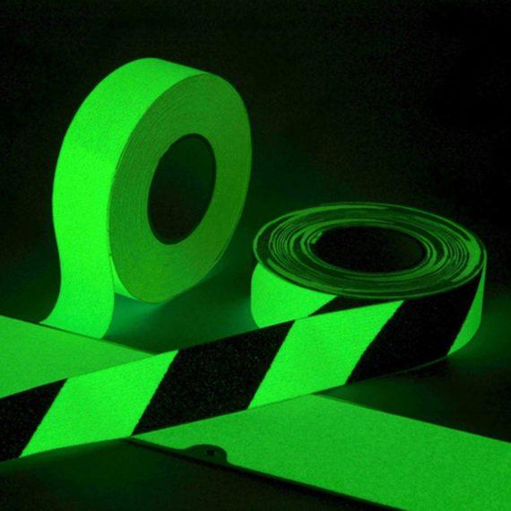 Фотолюмінесцентна протиковзка стандартна стрічка Heskins. H3403X - Фото №2