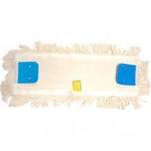 МОП универсальный (вкладыш) с  отворотами  для уборки пола 50 см. NZS029W - Фото