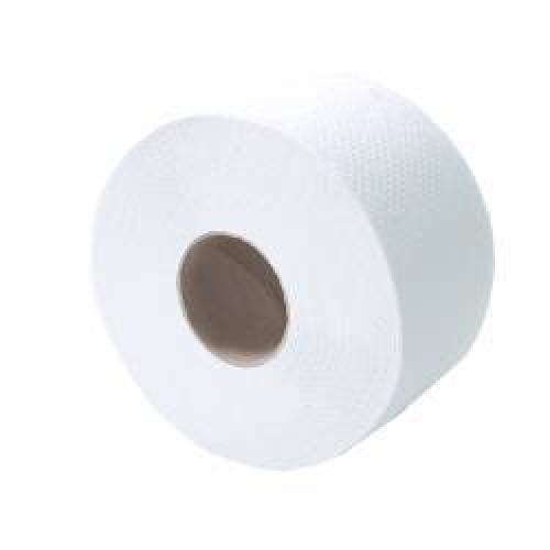 Туалетная бумага рулонная, целлюлоза, 2 слоя, 96 м, Джамбо. 203020 - Фото №2
