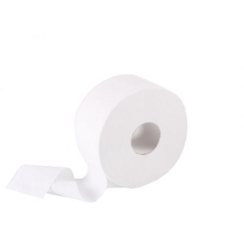 Туалетний папір рулонний, целюлоза, 2 шари, 160 м, Джамбо.  203022 - Фото №3
