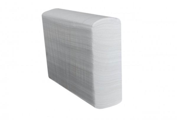 Паперові рушники листові, Z-cкладання, целюлозні. Z-150 - Фото №1