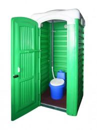 Туалетна кабінка для торф